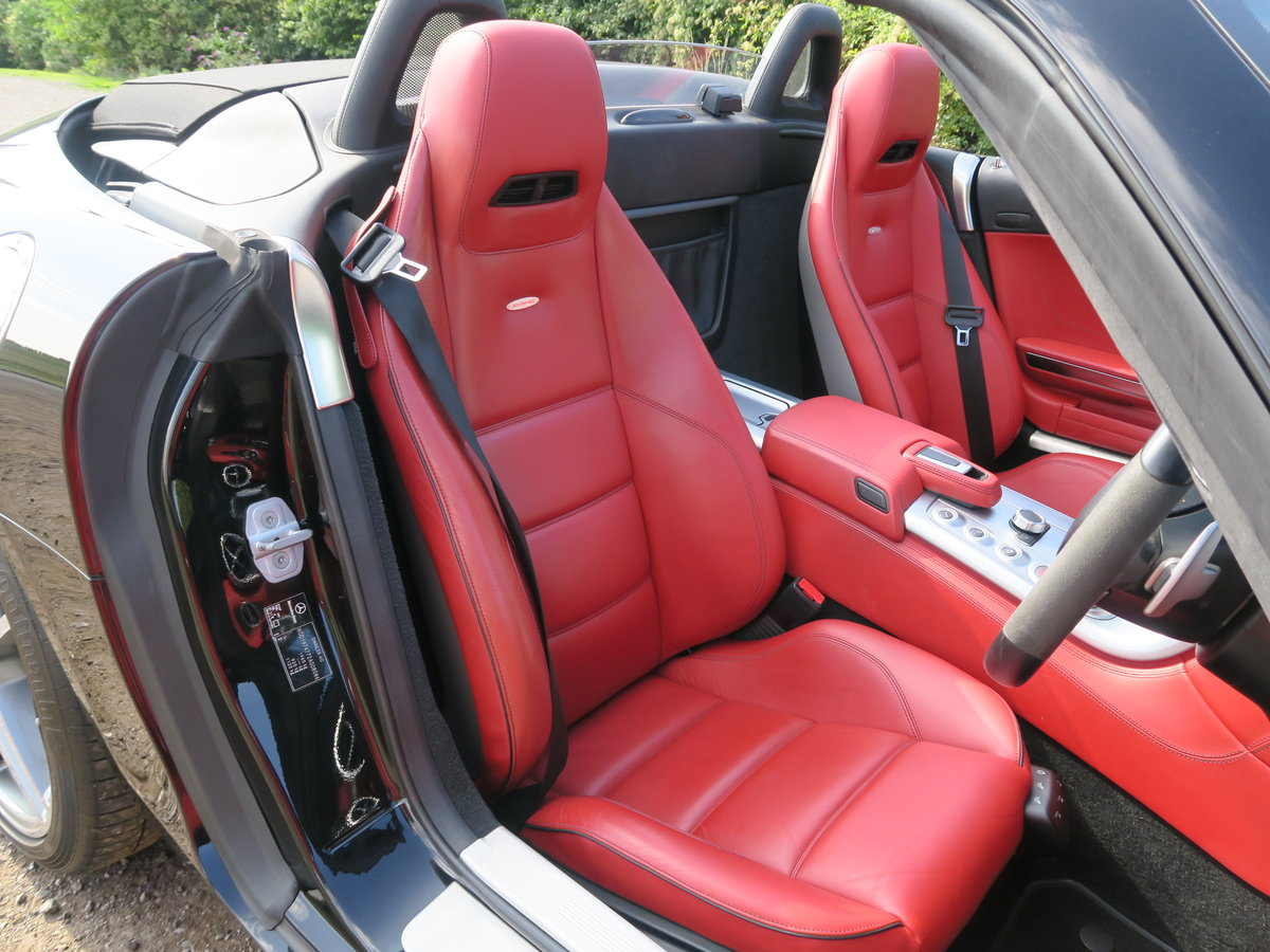 2012 Mercedes SLS AMG Roadster For Sale (picture 4 of 6)