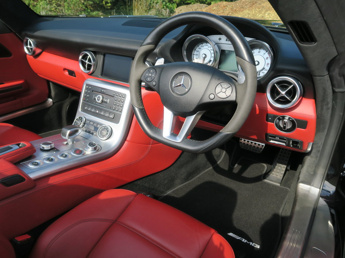 2012 Mercedes SLS AMG Roadster For Sale (picture 5 of 6)