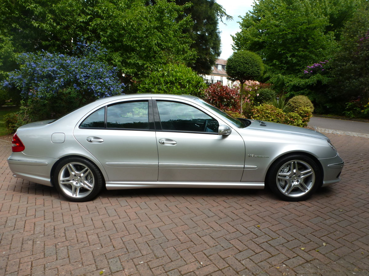 2004 Exceptional low mileage E55 AMG! SOLD (picture 3 of 6)