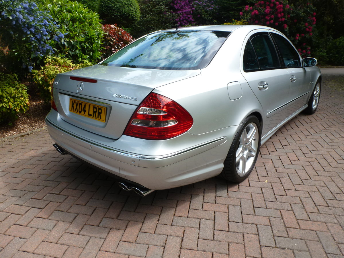 2004 Exceptional low mileage E55 AMG! SOLD (picture 4 of 6)