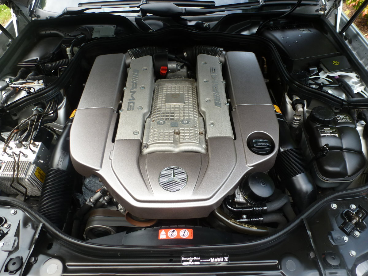 2004 Exceptional low mileage E55 AMG! SOLD (picture 6 of 6)