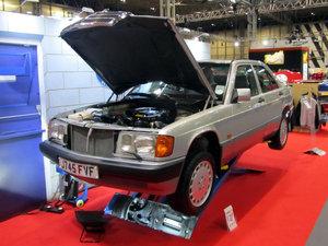 1991 Mercedes W201 190E 2.6 Auto Sportline- FSH -Concours Winner SOLD