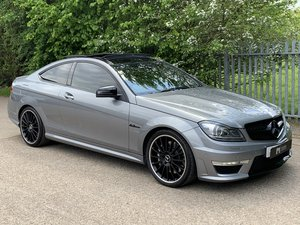 Mercedes Benz C63 AMG Edition 125 2011 - IPE Exhaust