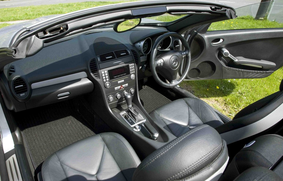 2007 SLK280 7G Auto,immaculate, 20k miles,FMBSH For Sale (picture 2 of 6)