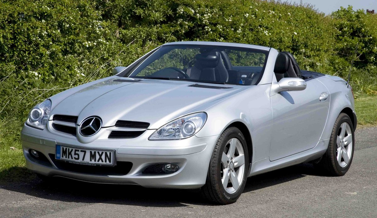 2007 SLK280 7G Auto,immaculate, 20k miles,FMBSH For Sale (picture 5 of 6)