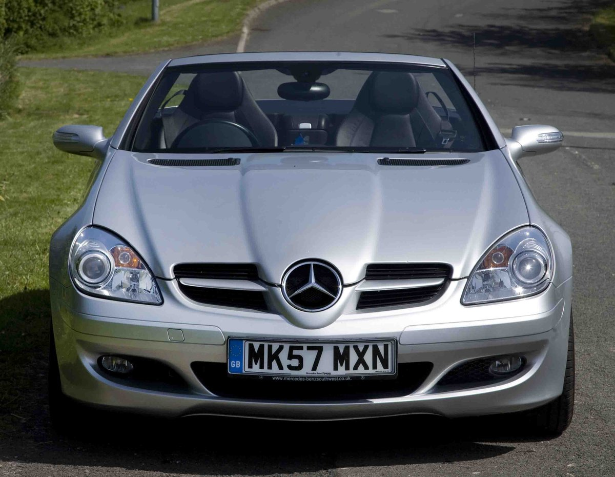 2007 SLK280 7G Auto,immaculate, 20k miles,FMBSH For Sale (picture 6 of 6)