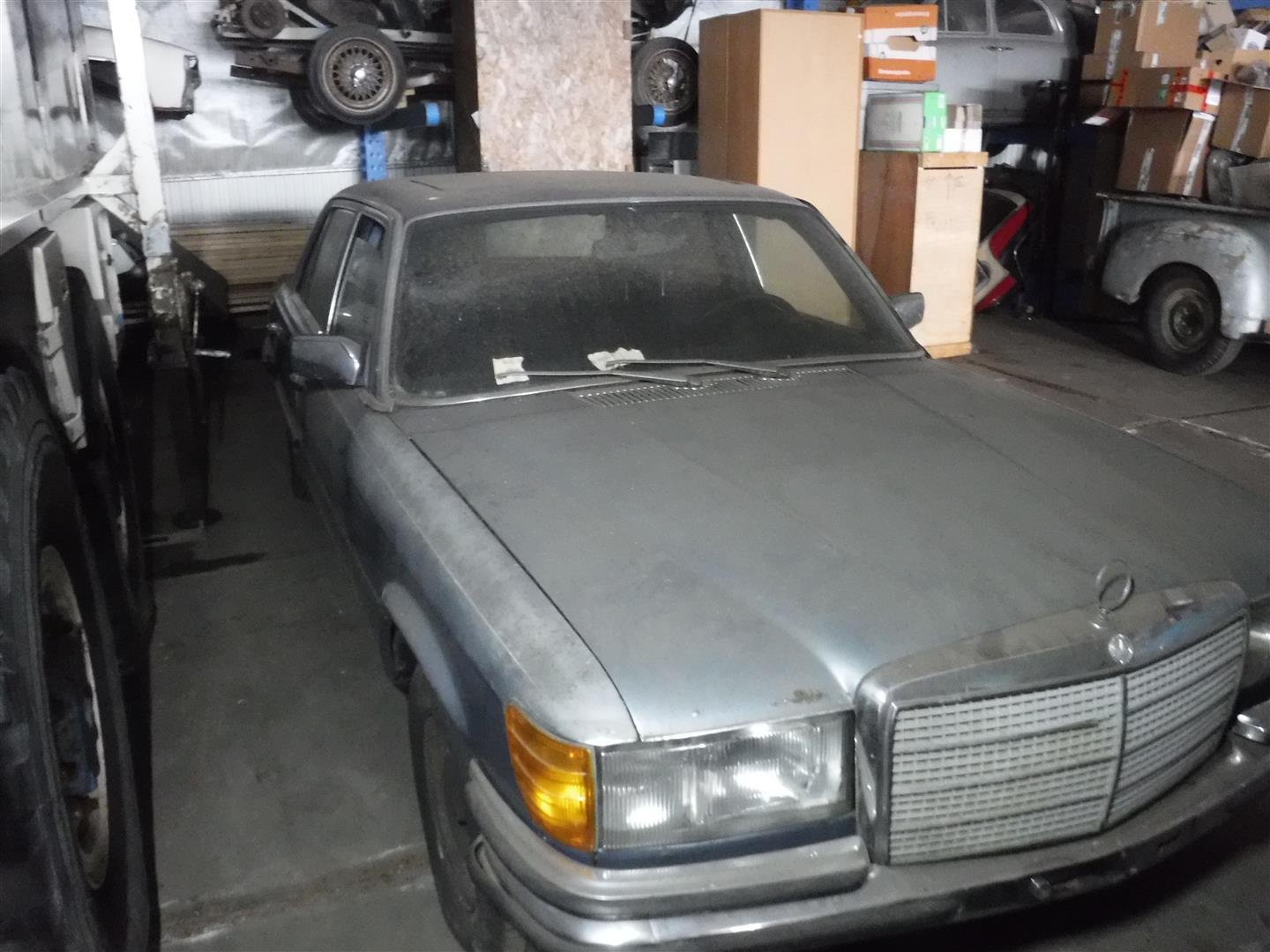 1977 Mercedes Benz 450SE '77 For Sale (picture 1 of 6)
