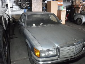 1977 Mercedes Benz 450SE '77 For Sale