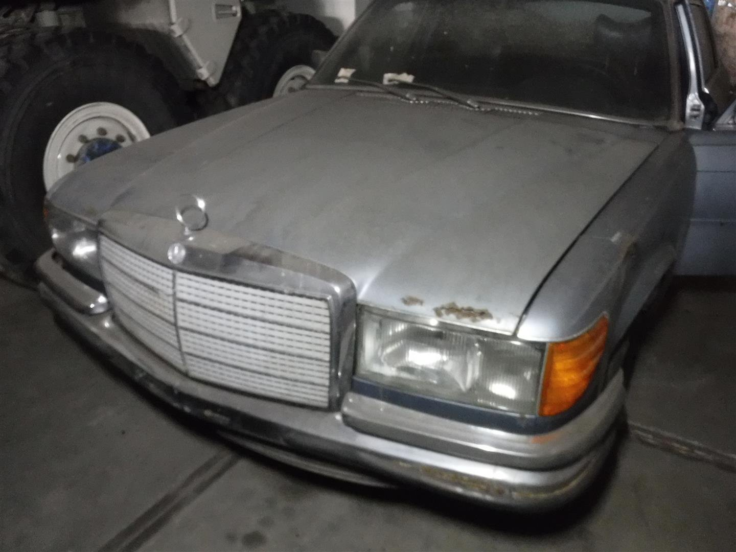 1977 Mercedes Benz 450SE '77 For Sale (picture 5 of 6)