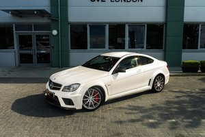 MERCEDES C63 AMG AUTO 2012 For Sale