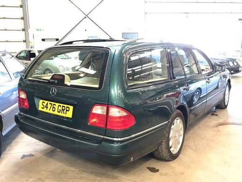 1999 Mercedes E300 Elegance TD A at Morris Leslie Auction For Sale by Auction (picture 2 of 4)