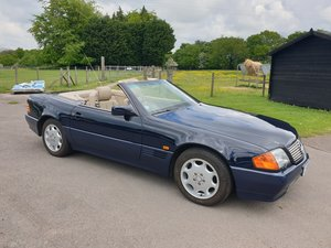 Mercedes SL320 For Sale