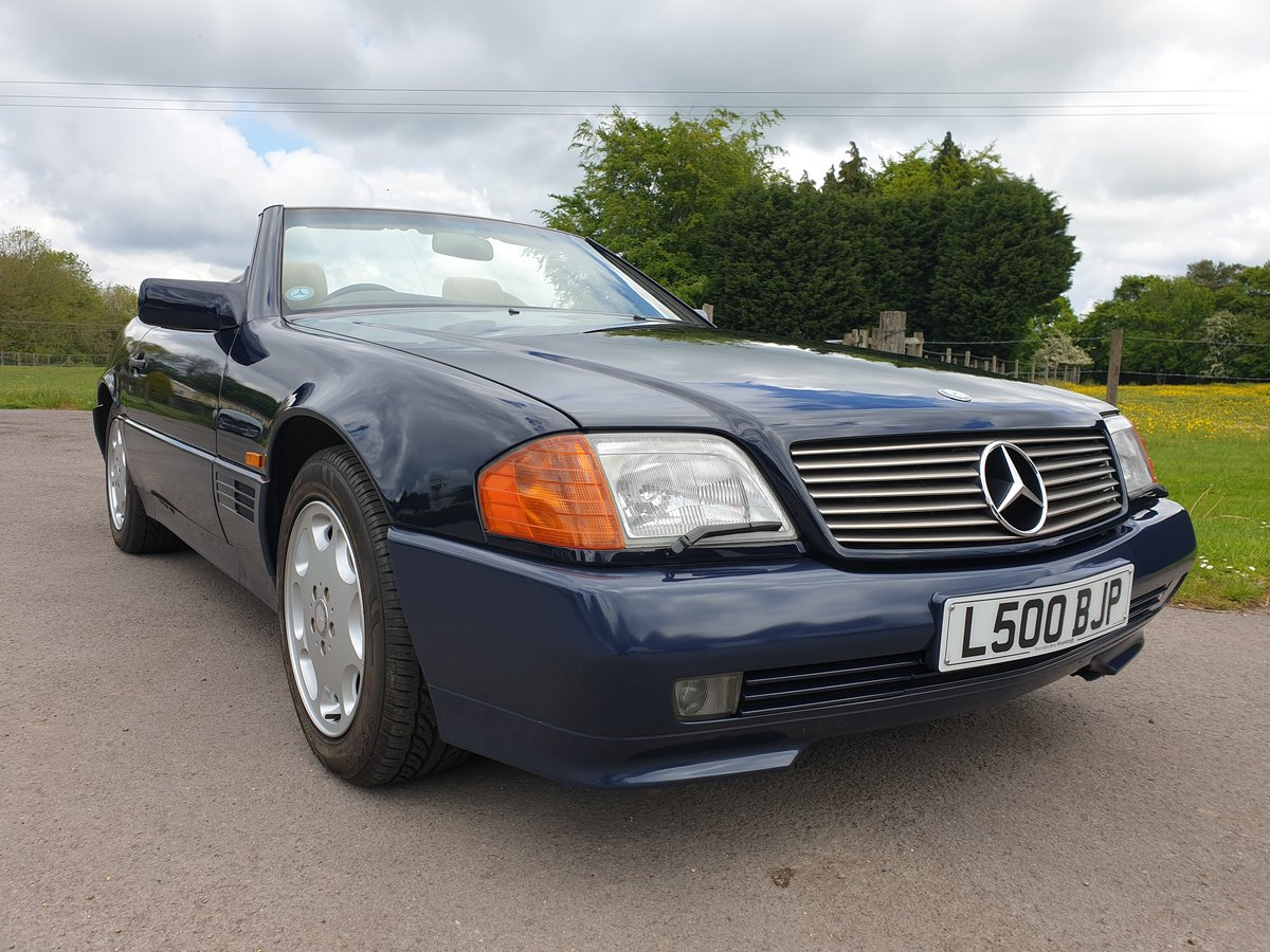 Mercedes SL320 For Sale (picture 3 of 6)