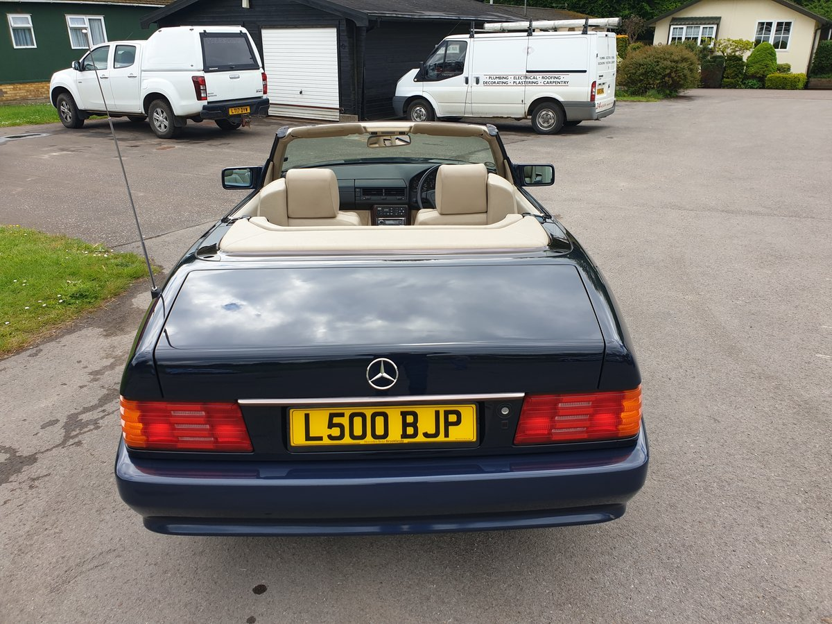 Mercedes SL320 For Sale (picture 5 of 6)