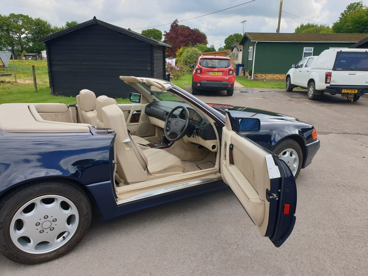 Mercedes SL320 For Sale (picture 6 of 6)