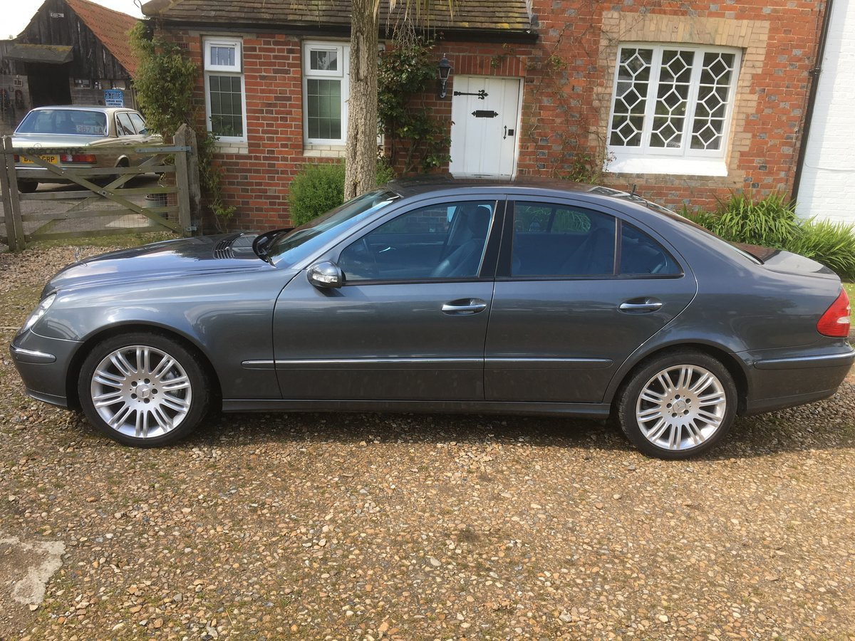2006 Mercedes-Benz E320 CDI Sport Automatic For Sale (picture 1 of 6)