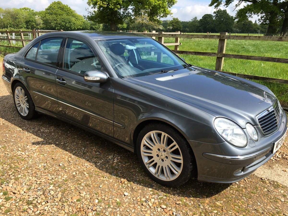 2006 Mercedes-Benz E320 CDI Sport Automatic For Sale (picture 2 of 6)