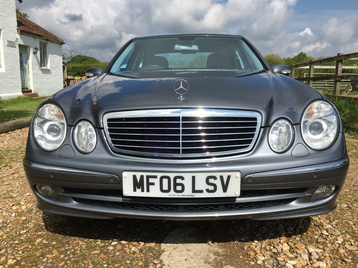 2006 Mercedes-Benz E320 CDI Sport Automatic For Sale (picture 3 of 6)