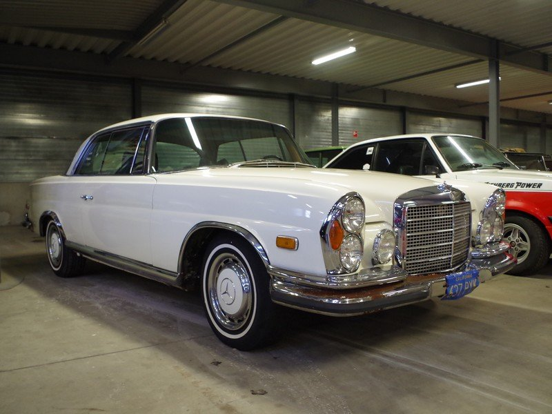 1971 Mercedes Benz 280SE 3.5 Coupe For Sale (picture 1 of 6)