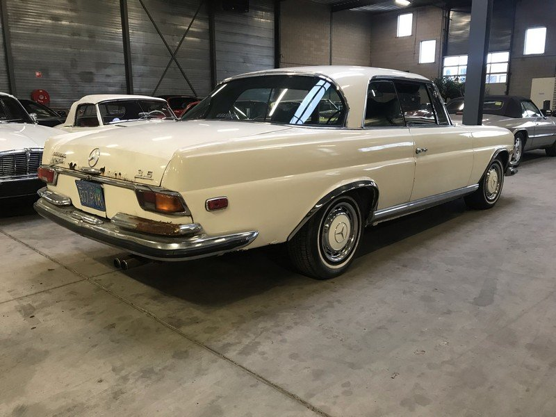 1971 Mercedes Benz 280SE 3.5 Coupe For Sale (picture 2 of 6)