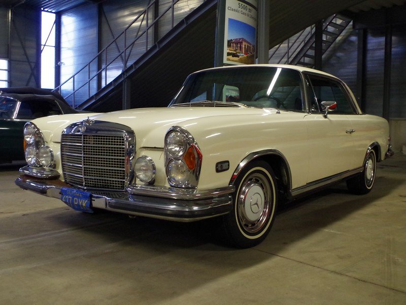 1971 Mercedes Benz 280SE 3.5 Coupe For Sale (picture 5 of 6)
