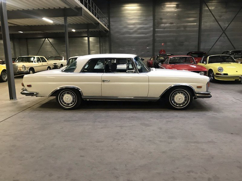 1971 Mercedes Benz 280SE 3.5 Coupe For Sale (picture 6 of 6)