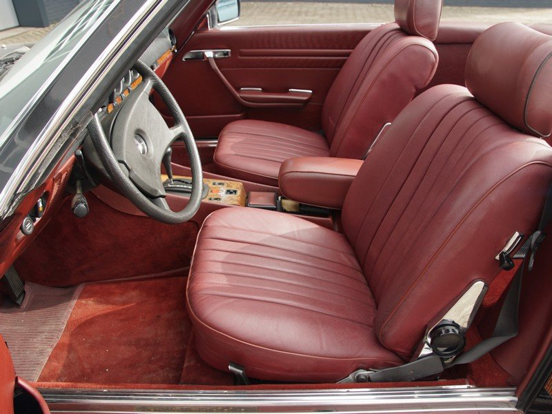 1985 Mercedes Benz 380SL W107 original colour For Sale (picture 3 of 6)