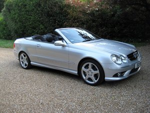 2006 Mercedes Benz CLK350 Sport AMG With Just 13,000 Miles