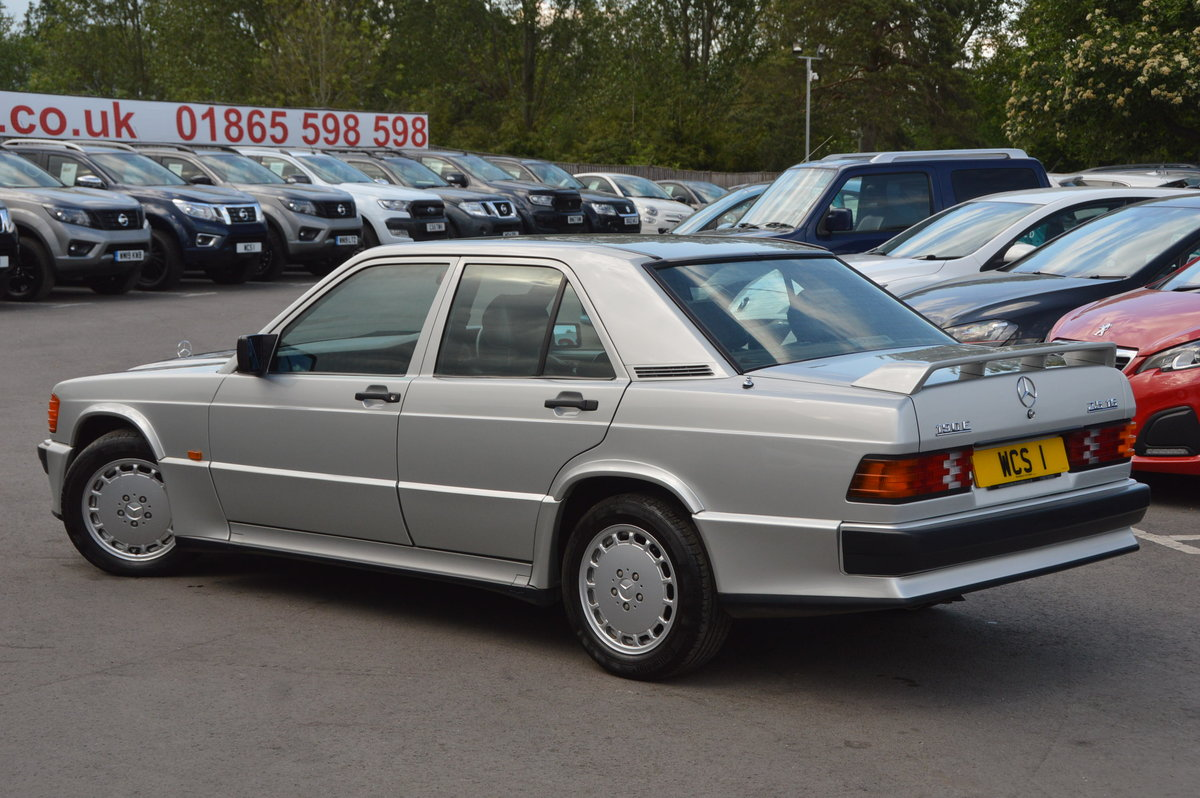 1989 Mercedes 190e 2.5-16 cosworth rhd manual For Sale (picture 2 of 6)