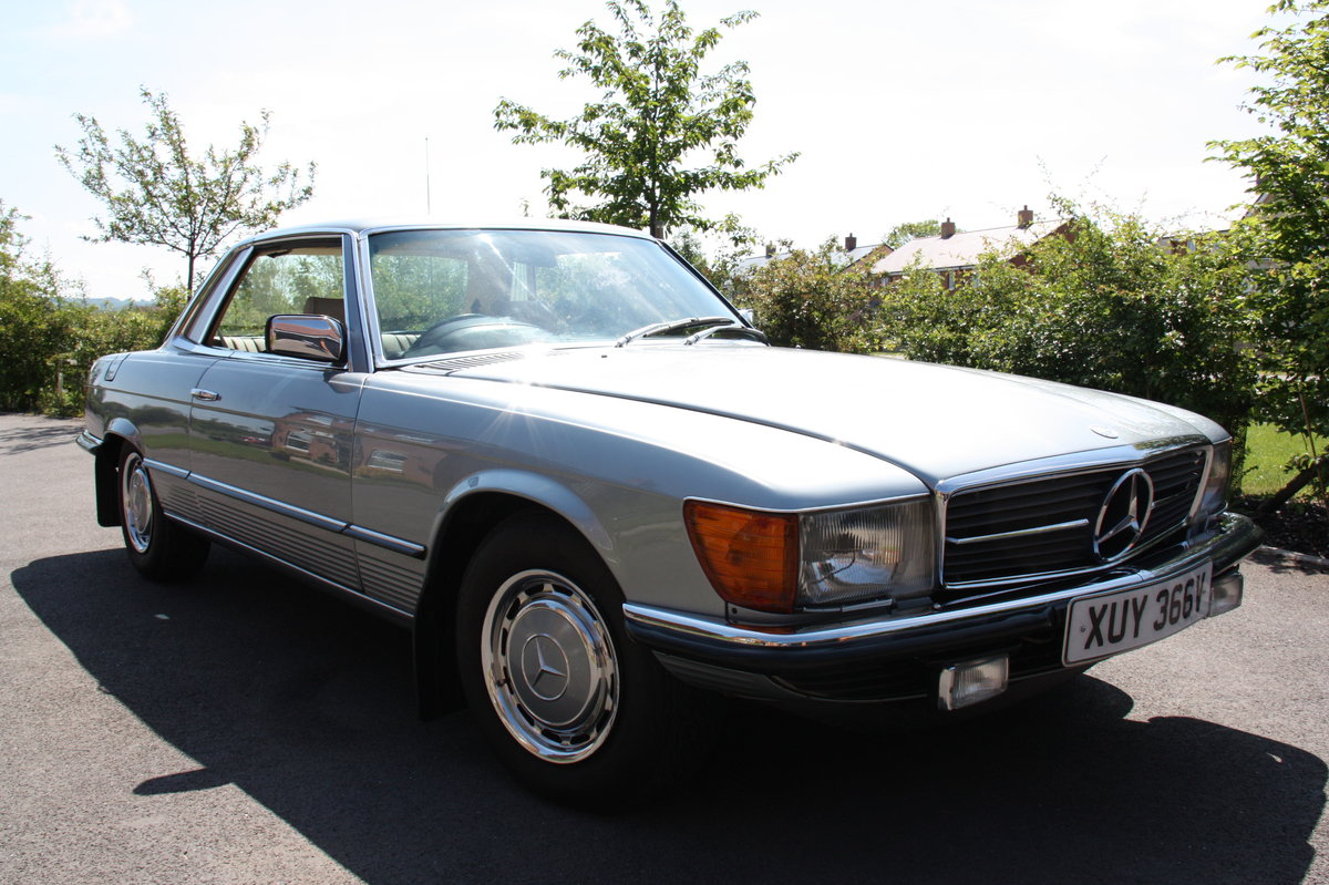 1980 450 SLC from a private collection For Sale (picture 1 of 6)