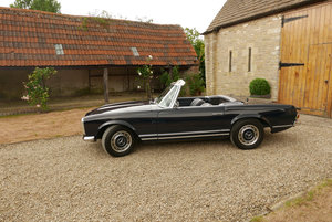 1968 Mercedes 280 SL Arrive in Style! SOLD