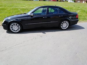 2007 Mercedes Benz E280 CDI 7G-TRONIC For Sale