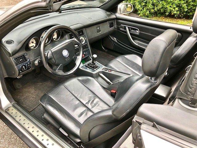 1998 Mercedes Benz - SLK 200 Kompressor For Sale (picture 4 of 6)