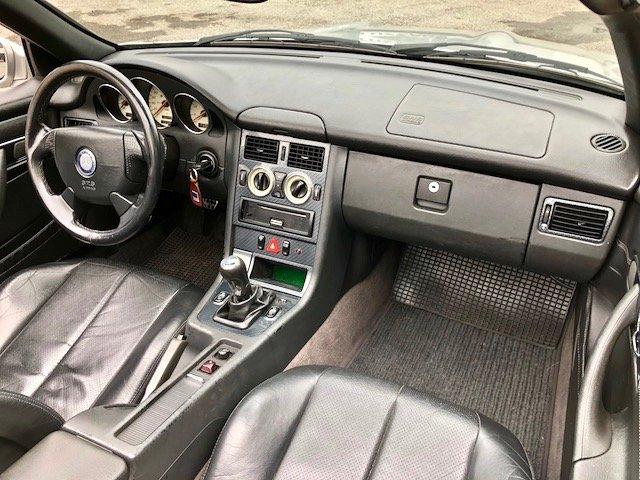 1998 Mercedes Benz - SLK 200 Kompressor For Sale (picture 5 of 6)