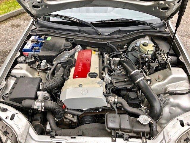 1998 Mercedes Benz - SLK 200 Kompressor For Sale (picture 6 of 6)