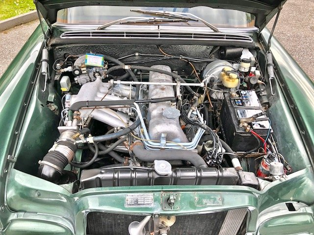 1968 Mercedes Benz - 280 SE 2.7 LTR For Sale (picture 5 of 6)