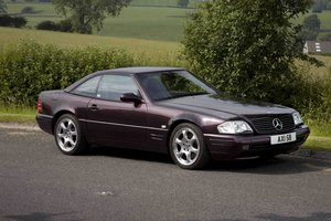 2001 SL320 DESIGNO, 1 OF ONLY 50, For Sale
