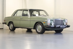 1974 Mercedes 280 / 8 Automatic - as new  SOLD