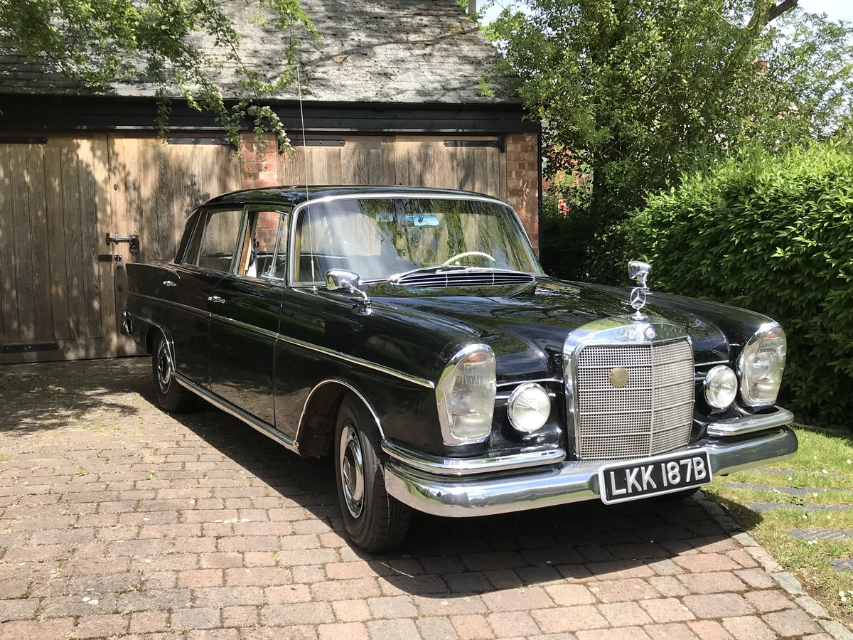 1964 Mercedes 300SE Lang - original & unrestored For Sale (picture 1 of 6)