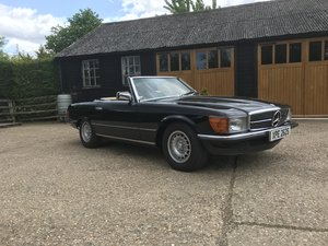1978 Stunning Restored Mercedes SL450 V8 Immaculate For Sale