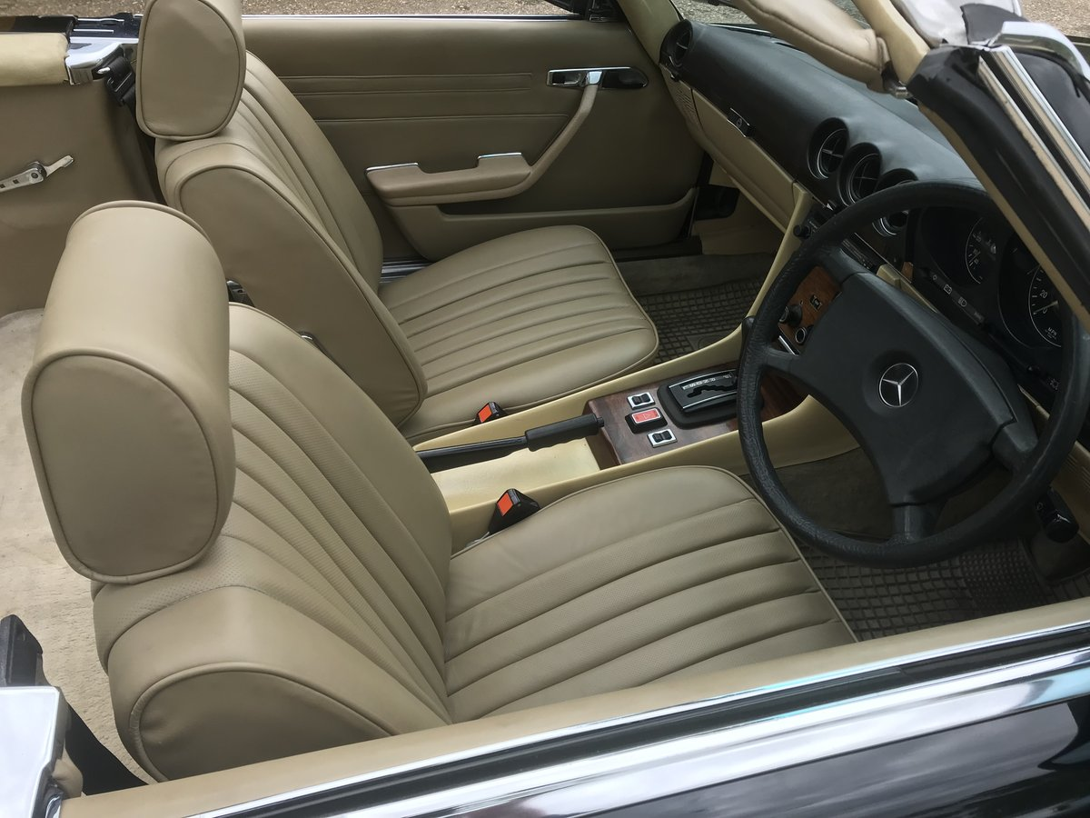 1978 Stunning Restored Mercedes SL450 V8 Immaculate For Sale (picture 5 of 6)
