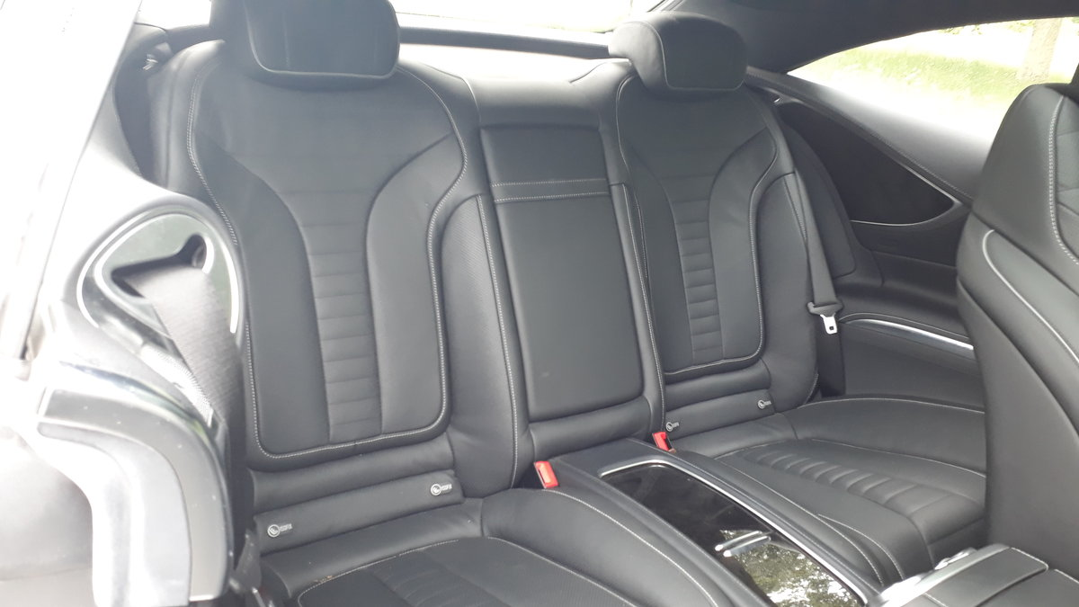 Mercedes-Benz S500 AMG Coupe 2015 29k Miles 1 Owner £110k V8 SOLD (picture 4 of 6)