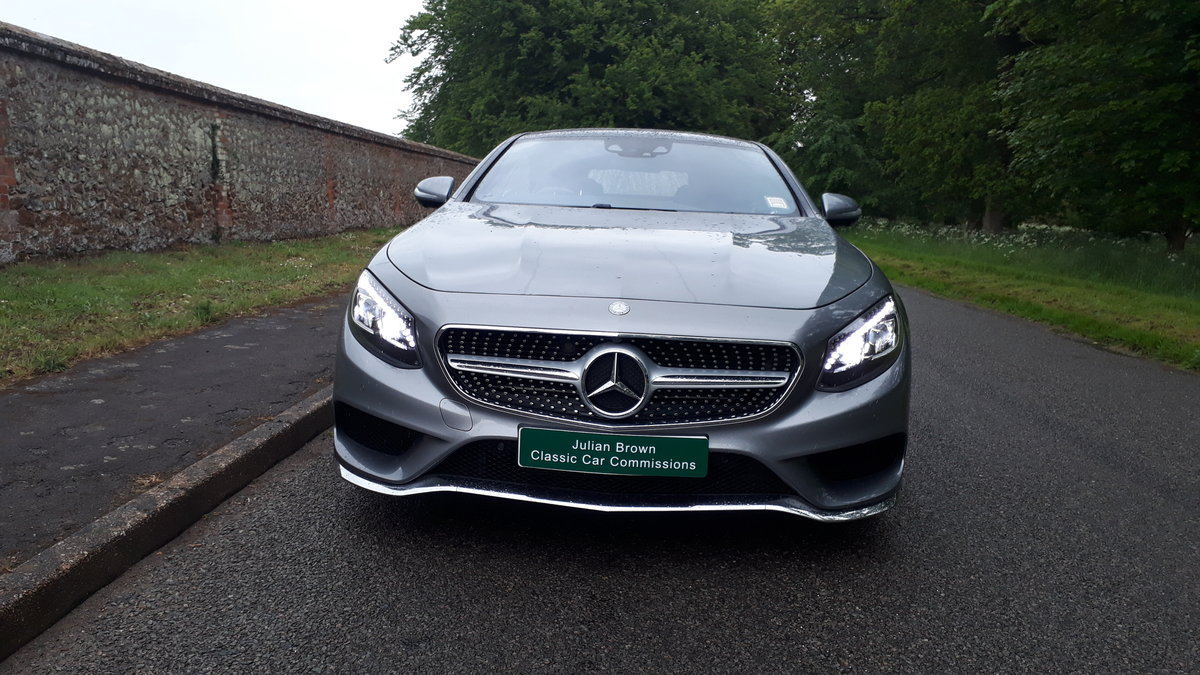 Mercedes-Benz S500 AMG Coupe 2015 29k Miles 1 Owner £110k V8 SOLD (picture 5 of 6)