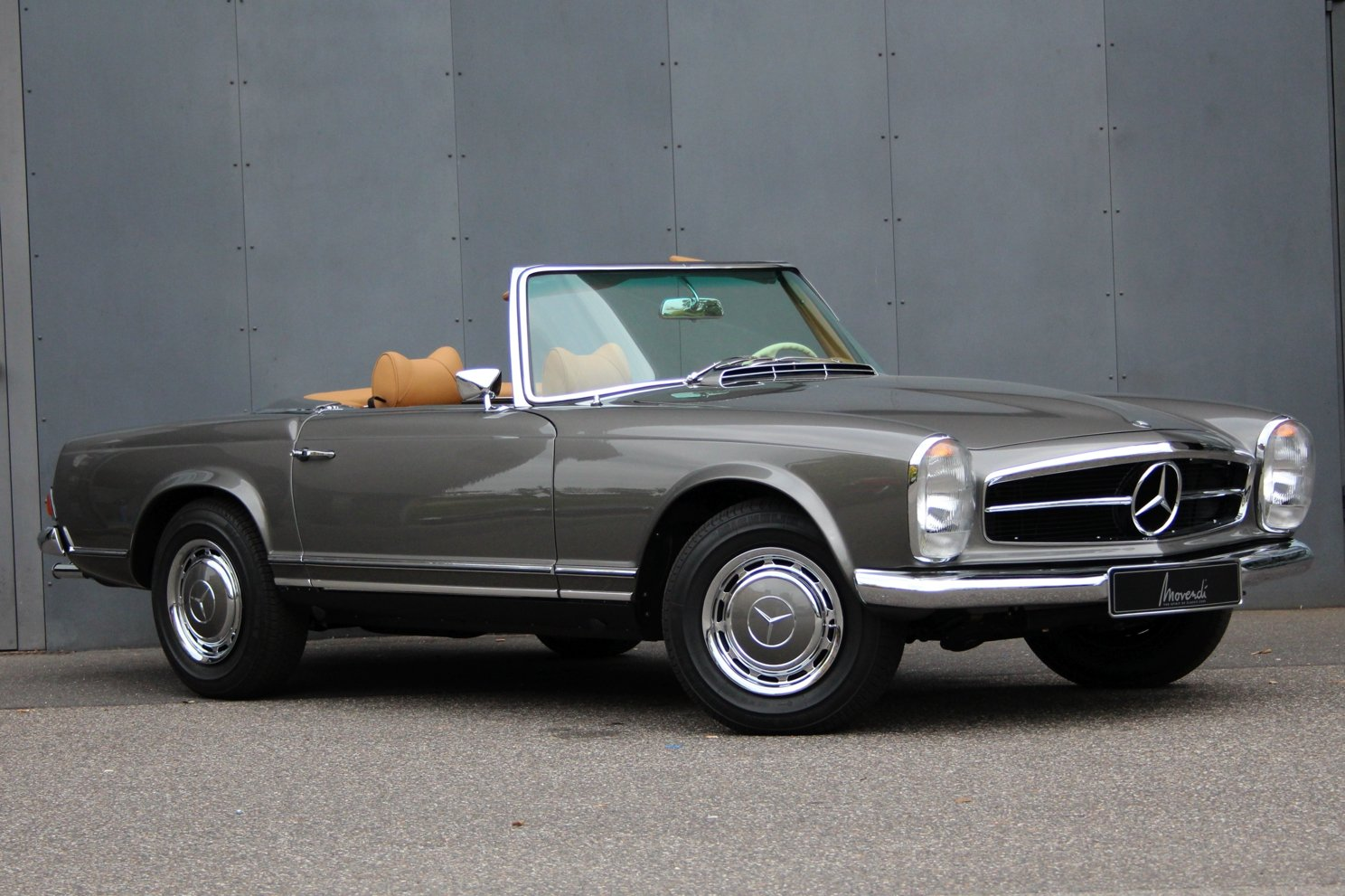 1971 Mercedes-Benz 280 SL Pagoda LHD For Sale (picture 1 of 6)