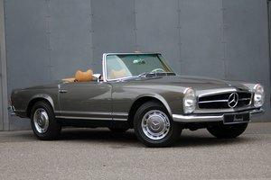 1971 Mercedes-Benz 280 SL Pagoda LHD For Sale