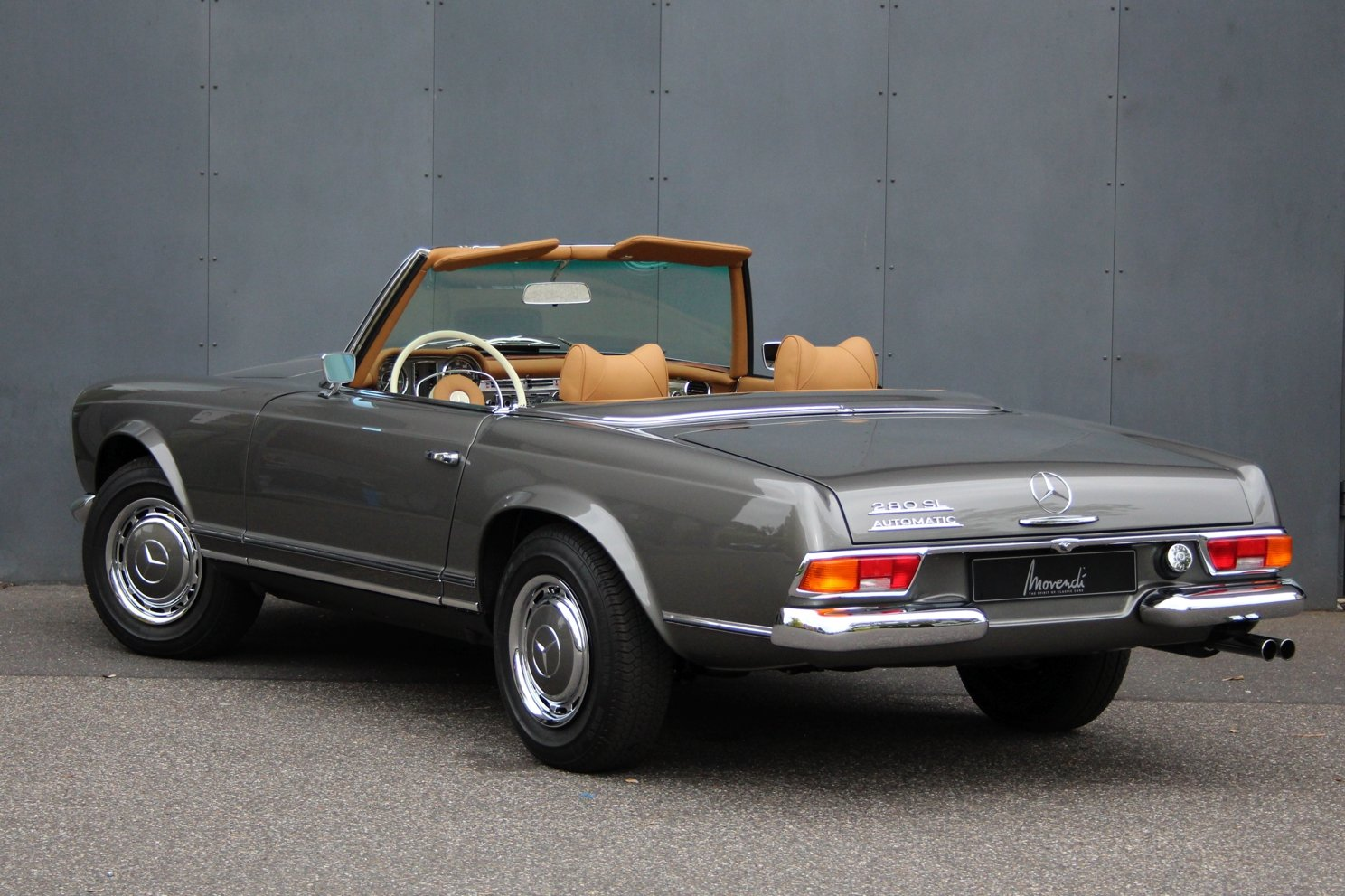 1971 Mercedes-Benz 280 SL Pagoda LHD For Sale (picture 2 of 6)