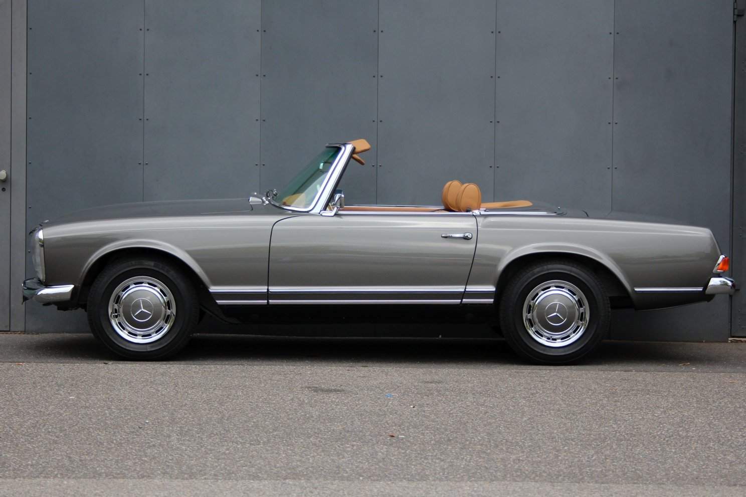 1971 Mercedes-Benz 280 SL Pagoda LHD For Sale (picture 5 of 6)