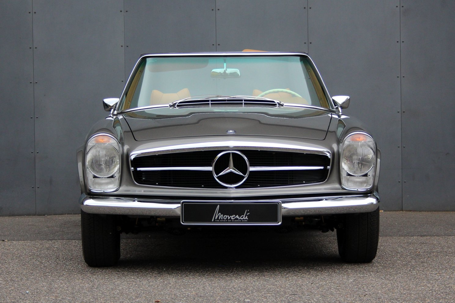 1971 Mercedes-Benz 280 SL Pagoda LHD For Sale (picture 6 of 6)