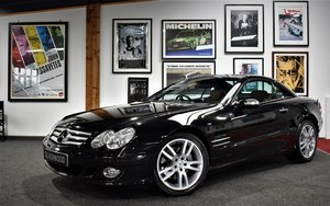 2007 Mercedes Benz SL 350 3.7 V6 R230 For Sale