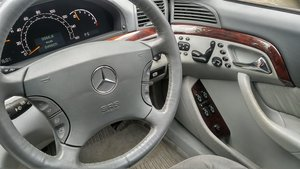 2000 Mercedes S430 Auto Longwheel Base For Sale